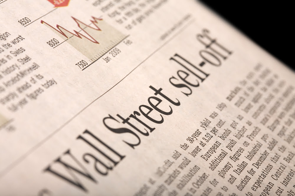 Bitcoin Risks Breaking $9K as JP Morgan Warns $170B Stock Market Sell-off