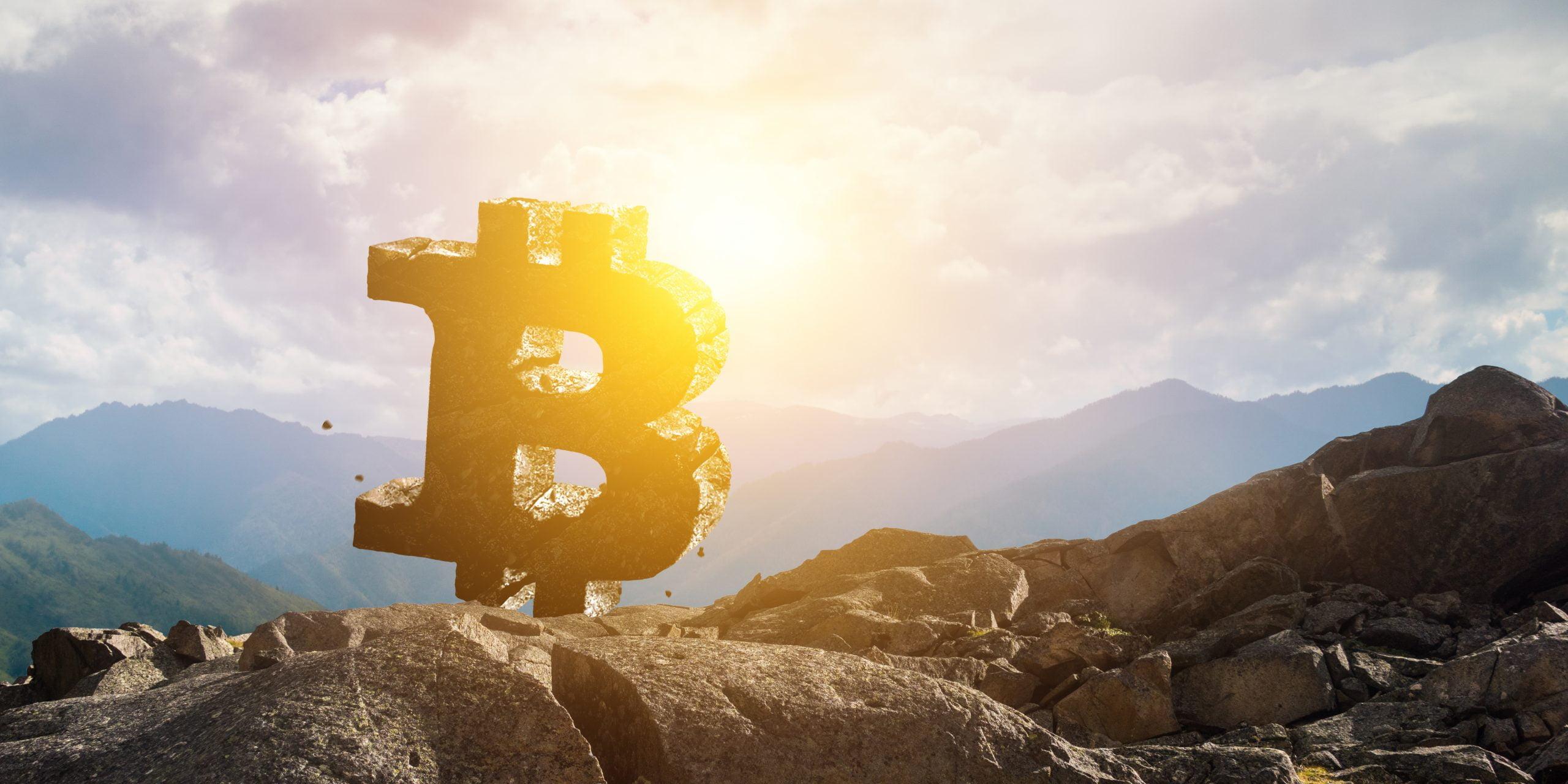 bitcoin cycle top