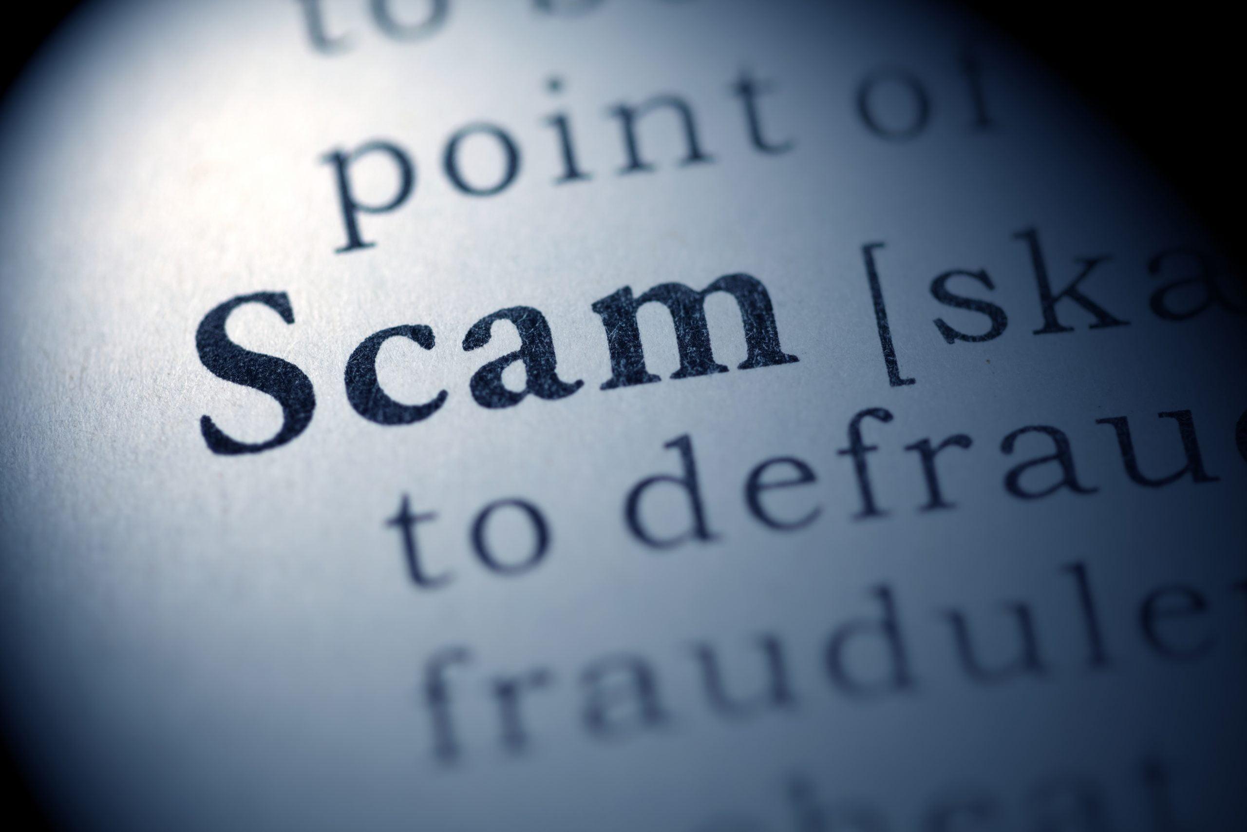 bitcoin scam common avoid