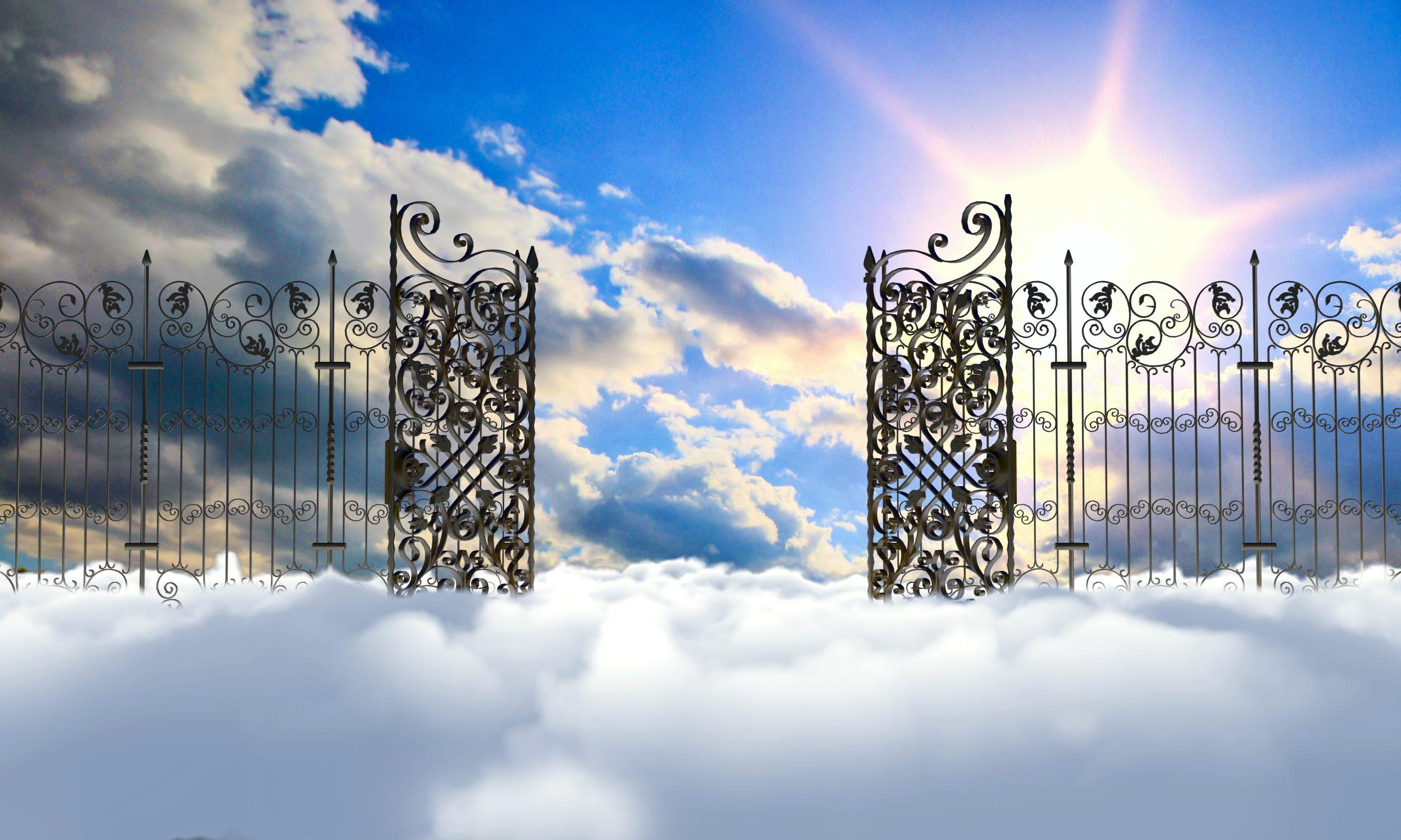 bitcoin bull cloud heavenly