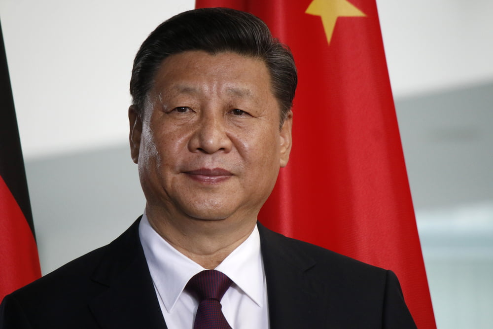 President Xi supports blockchain development in China