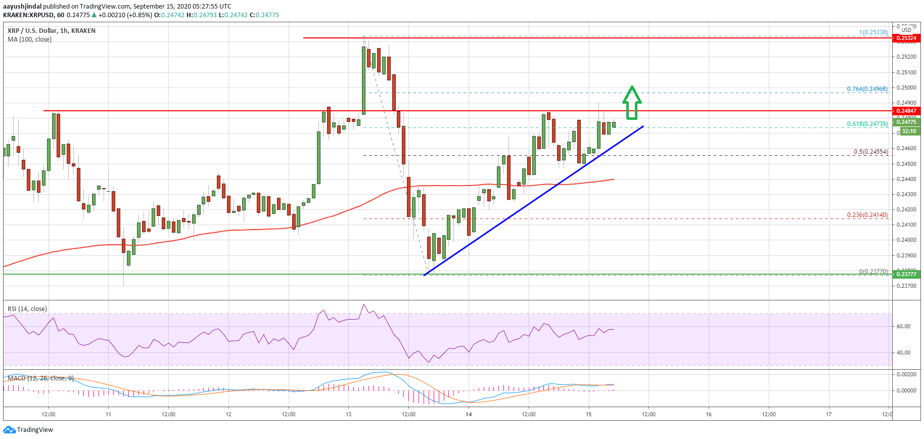 Key Reasons Why Ripple (XRP) Price Could Surge Past $0.25