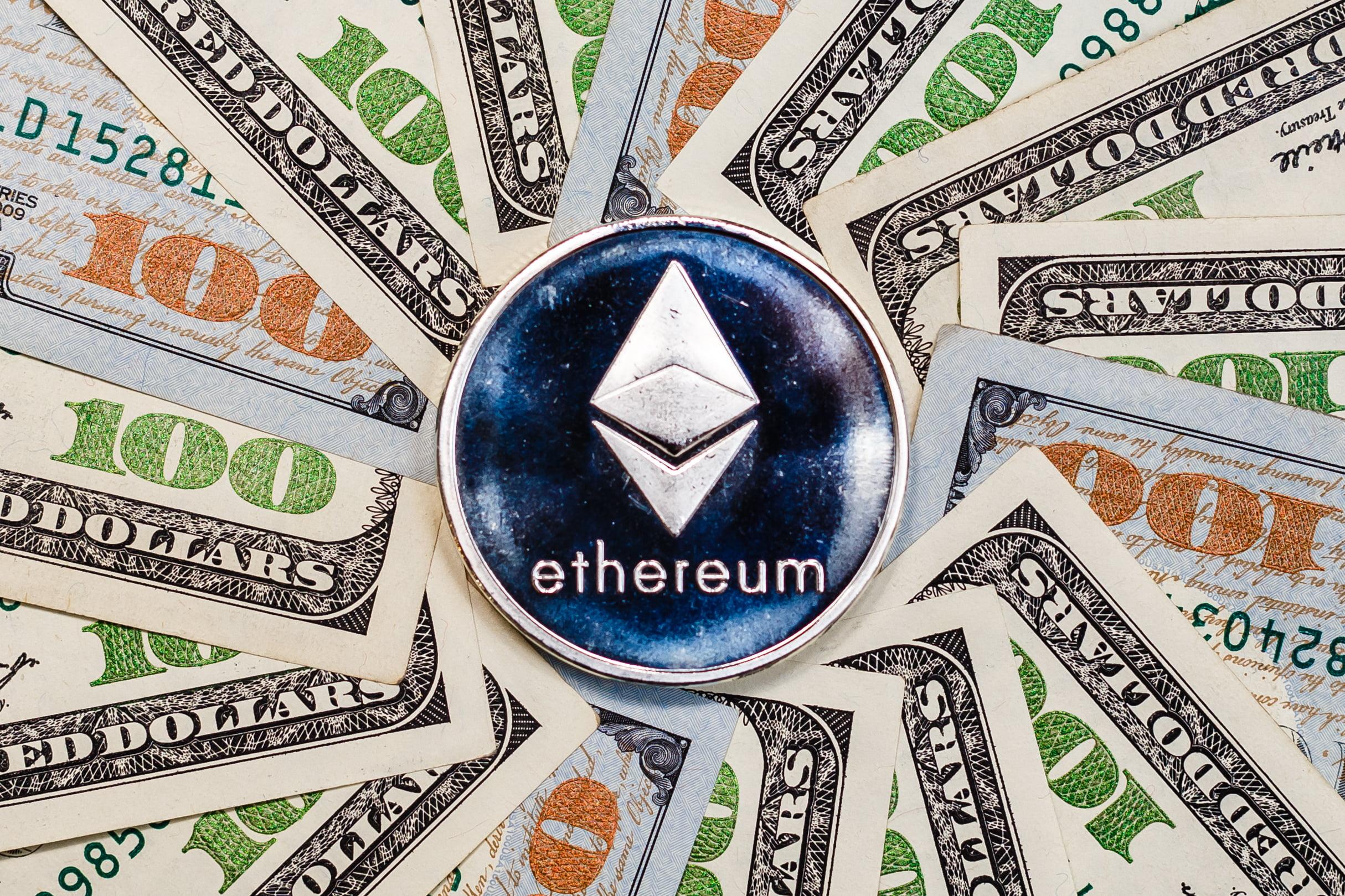 ethereum defi crypto altcoin ethusd