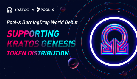 Pool-X Launches BurningDrop, Supporting KTSt Genesis Mining