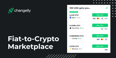 Changelly Launches New Marketplace for Buying Cryptocurrency