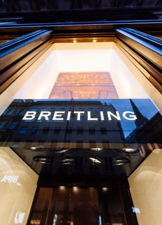 Breitling to Combat Fake Watches Using Ethereum-Based Digital Passports