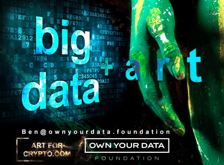A Big Data Art NFT Collaboration With Brittany Kaiser