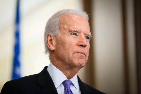 Bitcoin Hits $14.2K after Biden Clinches Swing-State Votes