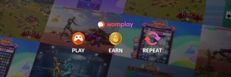 Playing Games Now Earns EOS on Womplay