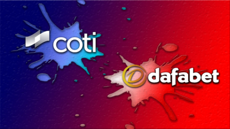 COTI Network Strikes Deal with Gaming Giant Dafabet