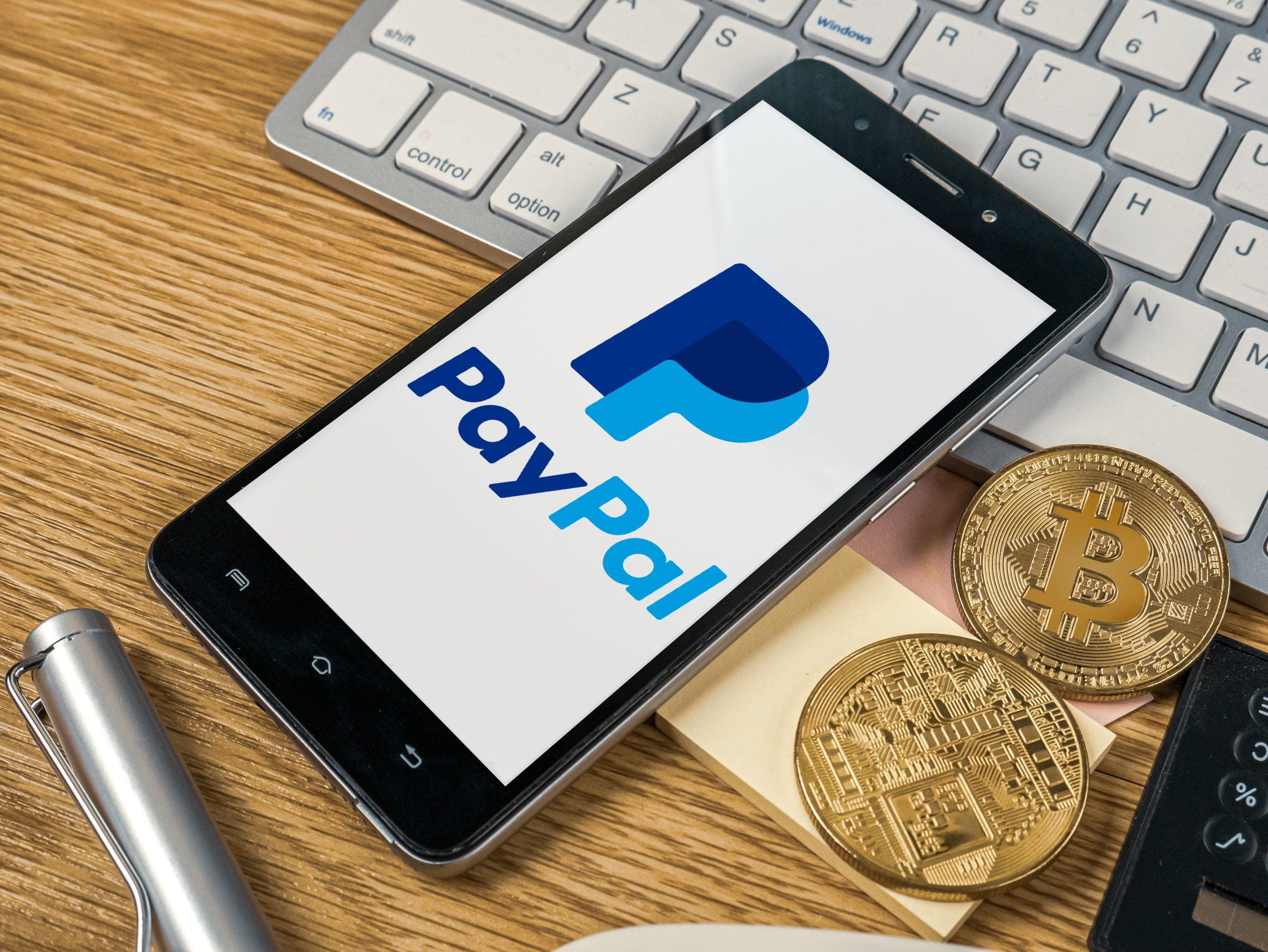 bitcoin fiat paypal crypto