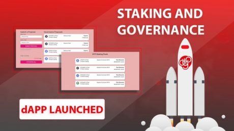 DeFi Yield Protocol Launches Staking and Governance Dapp, DYP Holders Earn Ethereum