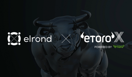 eToro Adds Elrond's eGold Token as Its First New Listing in Months