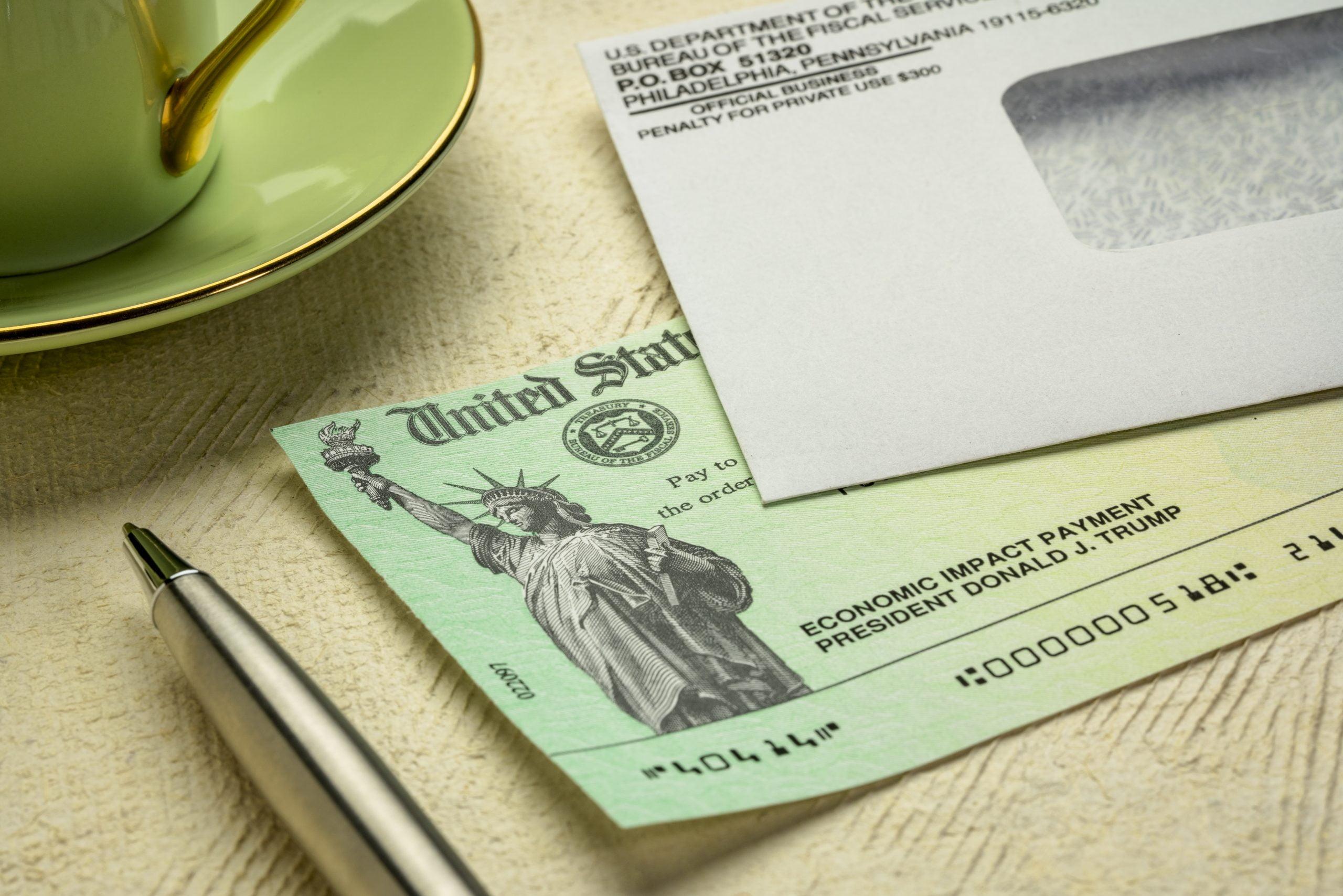 bitcoin crypto stimulus check