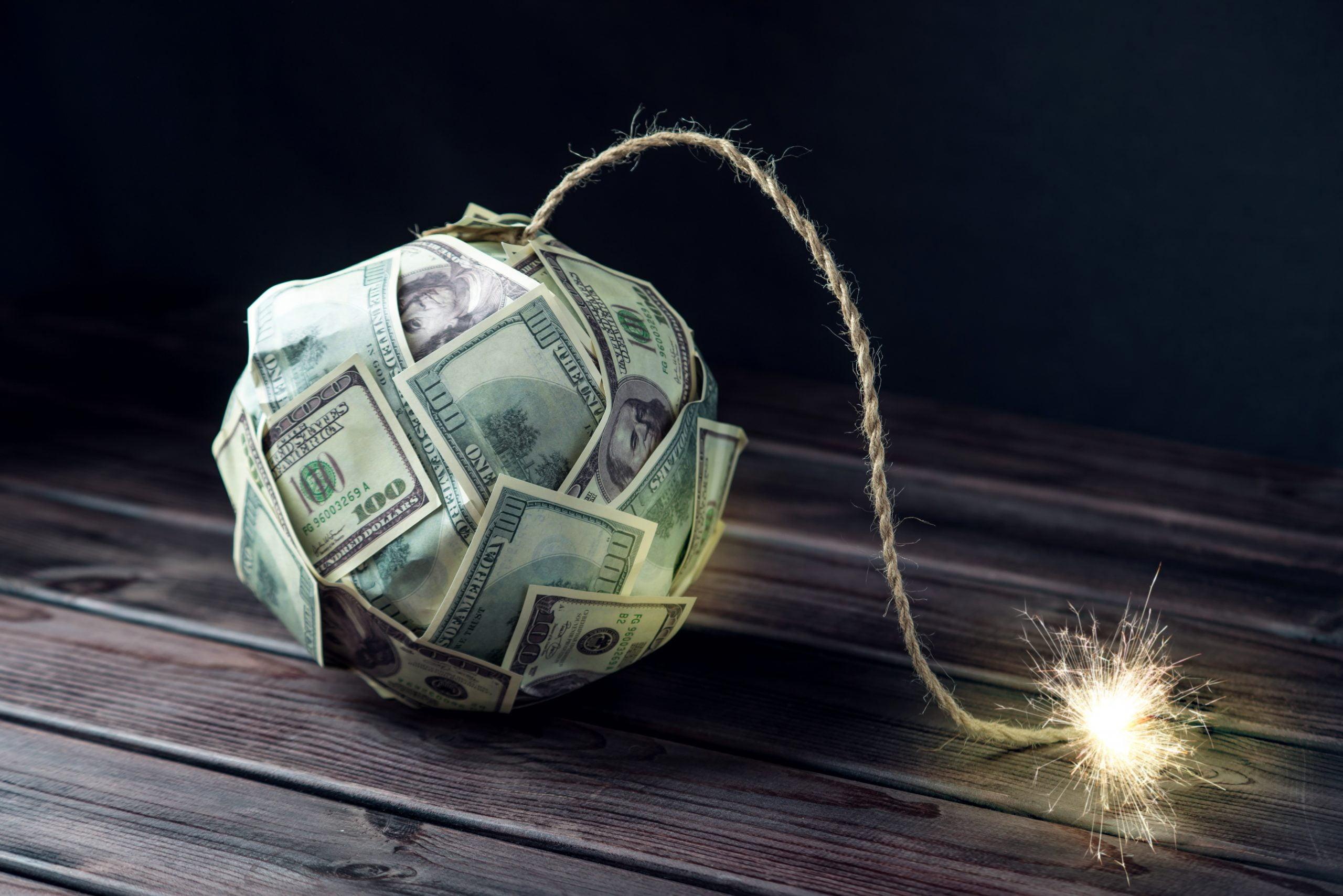 bitcoin explosive volatility bollinger bands