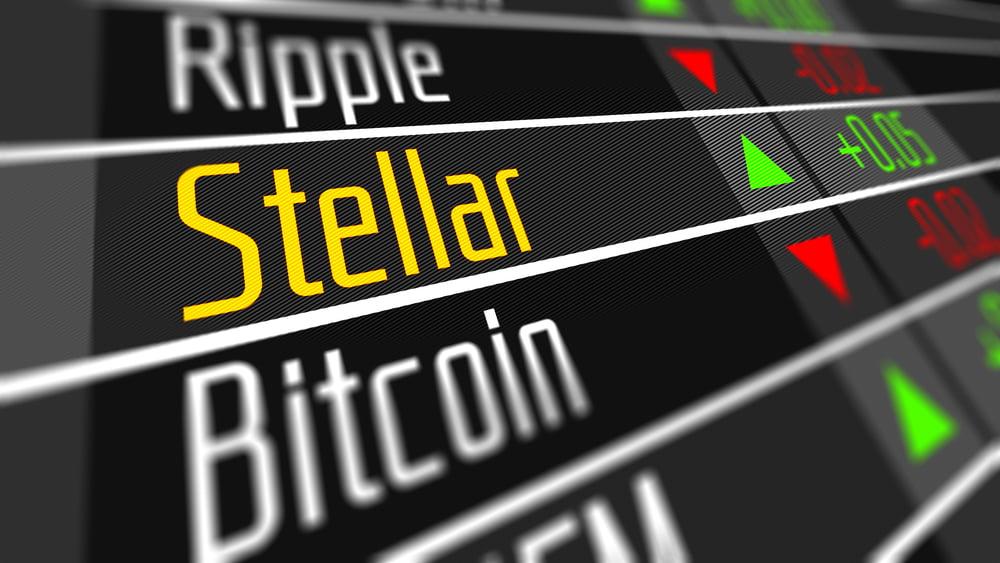 Stellar, XLMUSD, XLMBTC, cryptocurrency