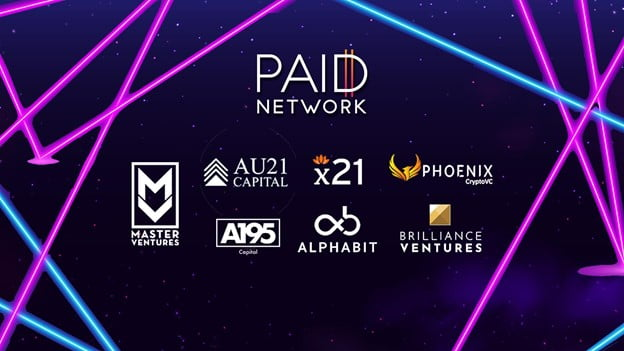 PAID <bold>Network</bold> Raises $2m in Funding Led by Alphabit Fund and Master Ventures