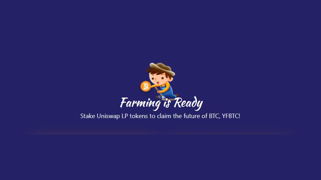 YFBTC Yield Farming is Now Live, Offers Opportunity to Earn BTC's DeFi Alternative