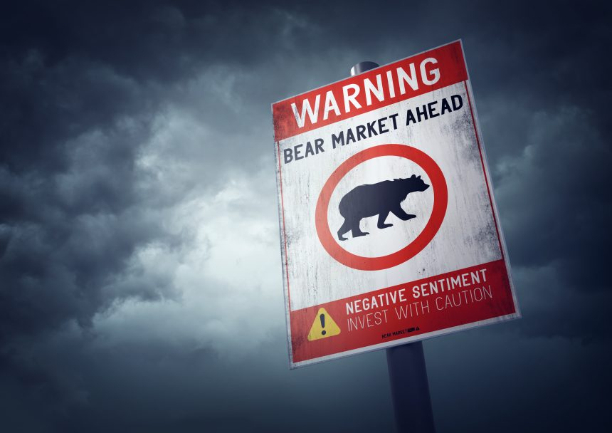 This Unique Take On Bitcoin Suggests A Bear Phase Is Near