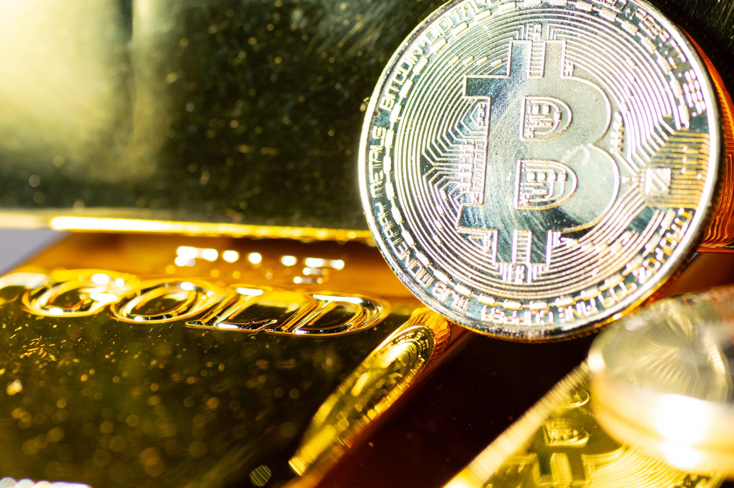 bitcoin digital gold narrative
