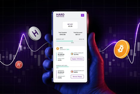 HARD Version 2 Upgrade: Institutions Can Now Earn +25% APY On Bitcoin With Cross-chain Money Market