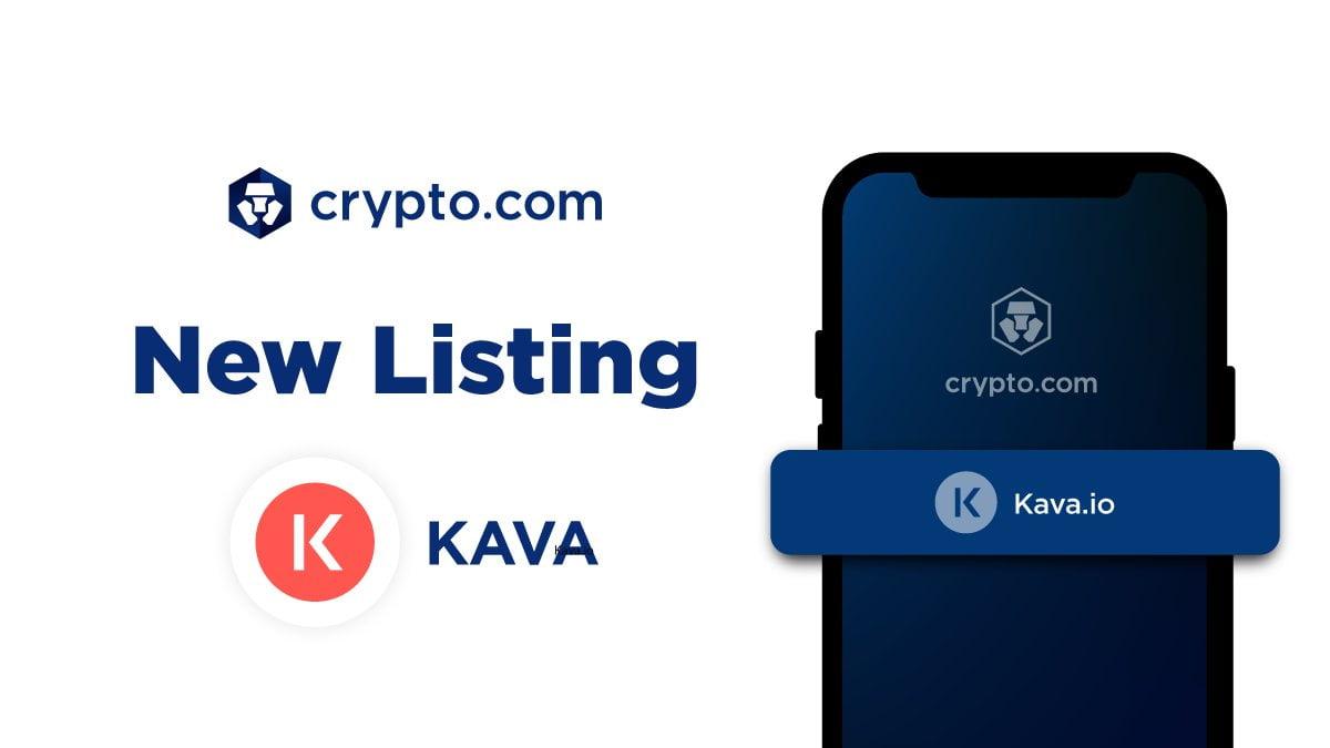 DeFi Gem KAVA Is Now Available Through Crypto.Com