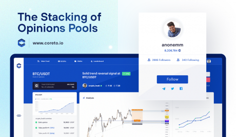 Coreto: A Social Platform for All Reliable Crypto-Related Information