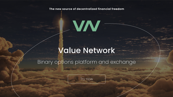 Value Networks' Binary Options on Qtum Blockchain Experienced 200x Growth in DeFi