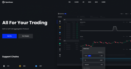 OpenOcean – Aggregating the Full Liquidity Across All Cryptocurrency Markets