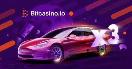 New Bitcasino Game Offers 3 Players the Chance to Win a Tesla Worth €58,560