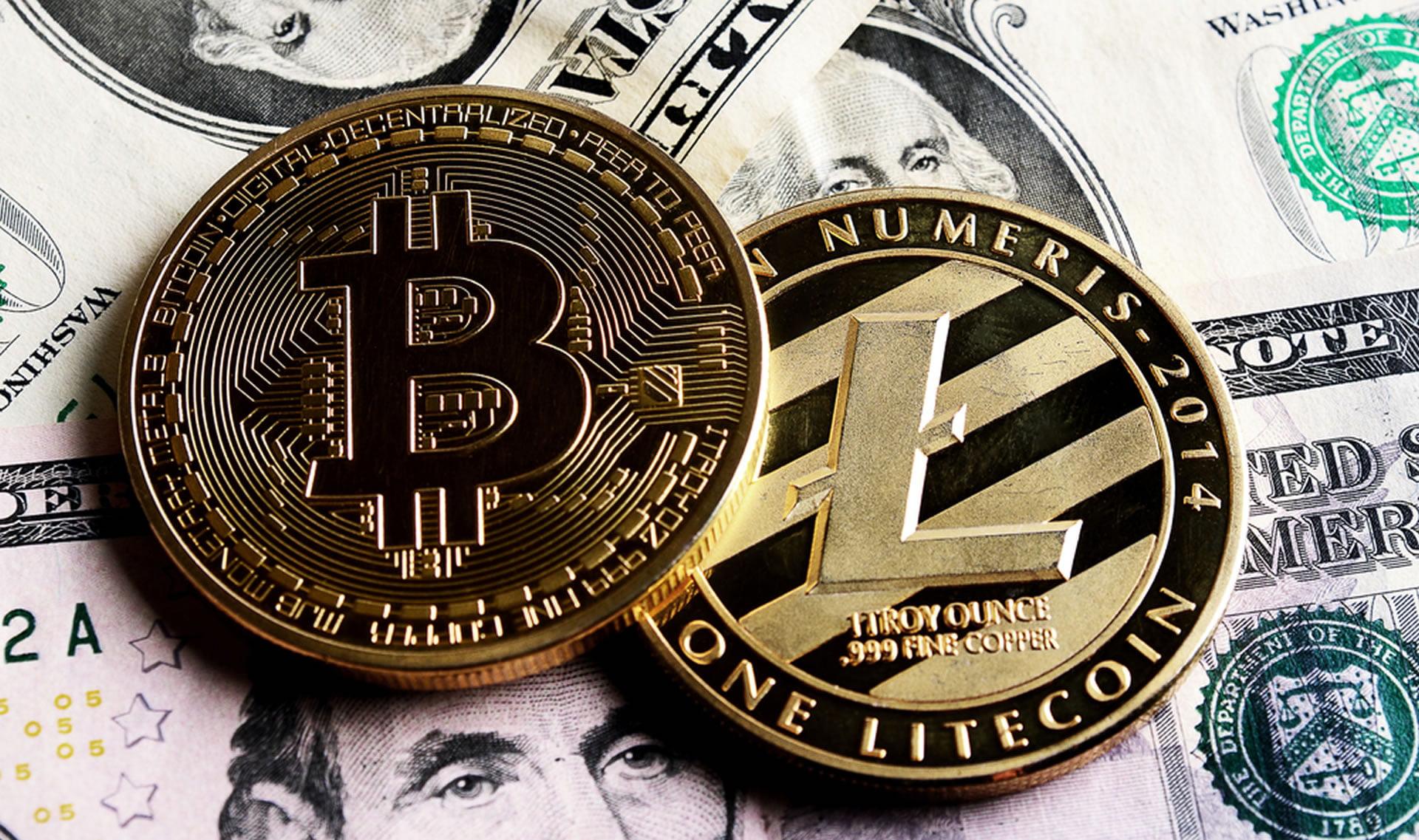 Bitcoin Market Dominance Falls As $55k Resistance Pushes Alt-season