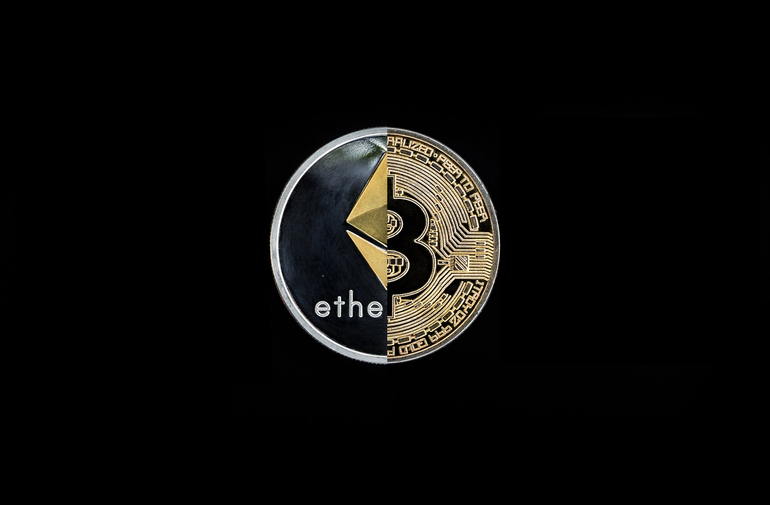 Cryptocurrency - Bitcoin & All Others - cover