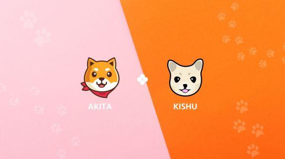 OKEx enumera dos monedas Meme más: AKITA y KISHU