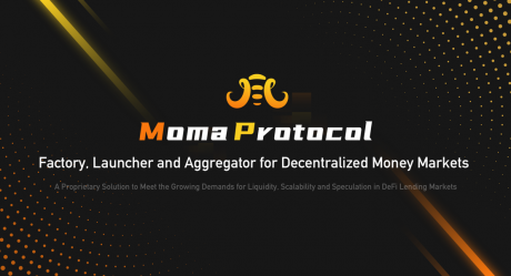 Moma Protocol Raises $2.25 Million To Focus on Long-Tail Assets In DeFi