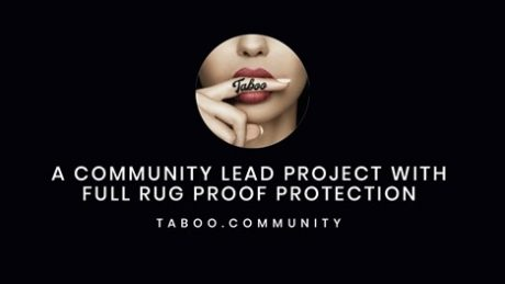 Taboo: A New Deflationary Token with NFT Platform Support