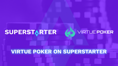 Virtue Poker Teams Up With SuperFarm To Launch Its Initial DEX Offering On SuperStarter