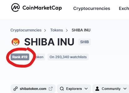 SHIB Shiba Inu SHIBUSDT