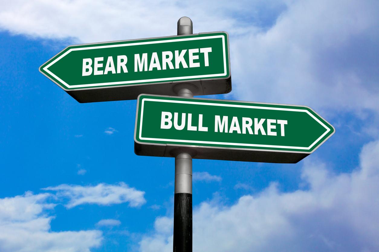 bitcoin crypto bull market bear market bulls bears