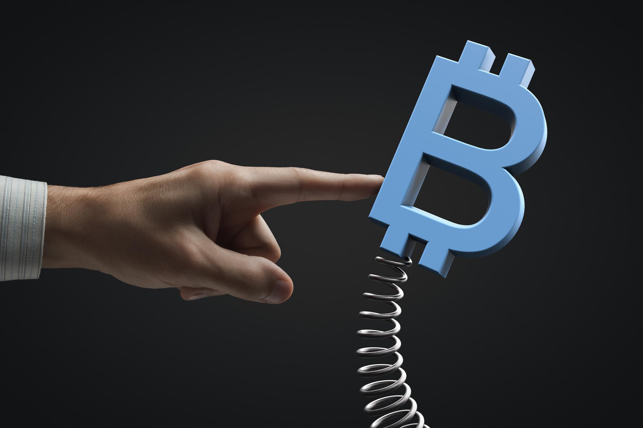 Legal Tender, bitcoin volatility btc crash price action