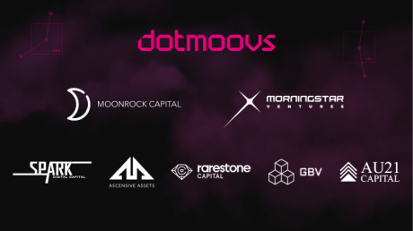 dotmoovs Raises $840,000 to Fuel Growth of Blockchain eSports