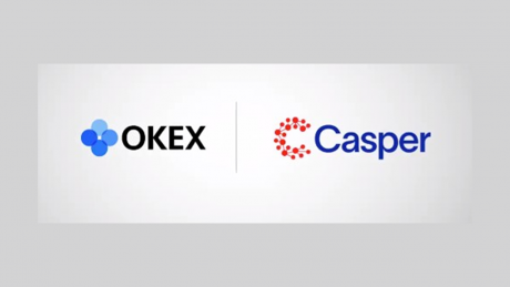 Casper Network's CSPR Spot Trading Now Open on OKEx