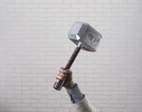Bitcoin Bulls Bring Out Hammer Of Thor Reversal, But Support Must Hold