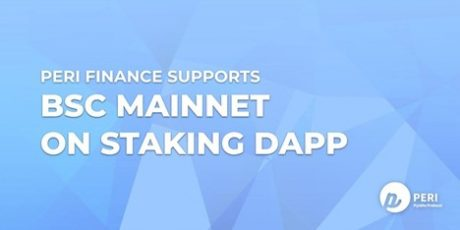 PERI Finance is Launching on BSC Mainnet with 1025% APY on Staking