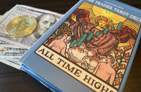 Hands-On With TradingView 'All-Time Highs' Bitcoin & Stock Tarot Cards