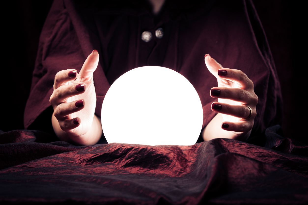 bitcoin crystal ball