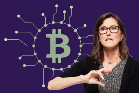 Cathie Wood's Ark Invest Sinks Another $10.8 Million Into Grayscale's Bitcoin Trust