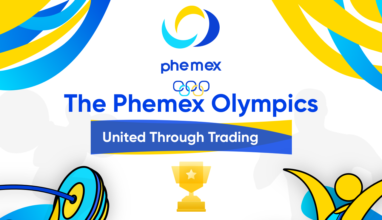 Massive Rewards Up For Grabs In The Phemex Olympics Trading Competition