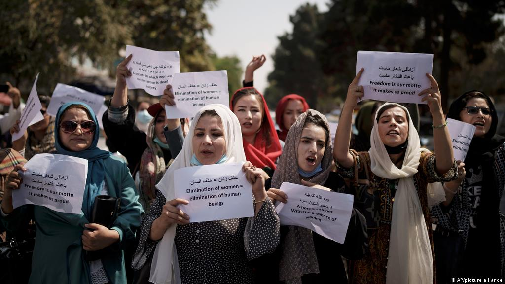 NFT Afghan women