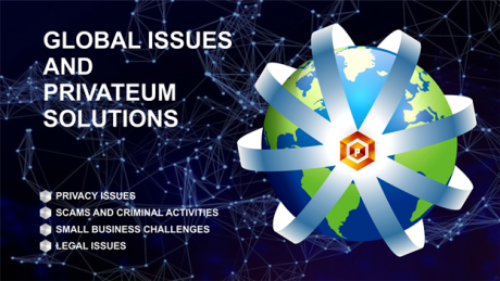Global Issues & Privateum Solutions