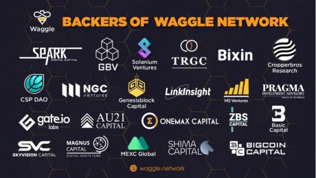 Waggle Network Successfully Raises $3 Million Seed Round to Build Multi-Chain Marketplace for Strategic Token Sales